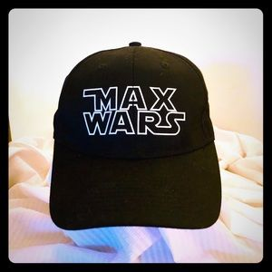 3 for $15 Max Wars (Star Wars) black and white hat